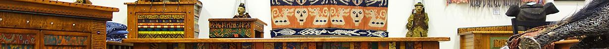 Ethnic Arts textiles, furniture, etc