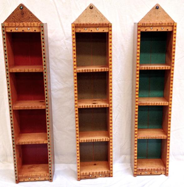 DVD Shelves By David Marsh