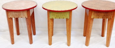 A selection of 18 in round tables by David Marsh