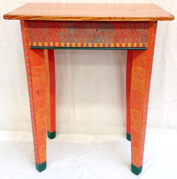 David Marsh Lamp Table